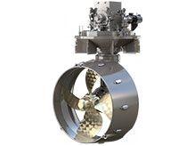 Marine Transmission Thruster
