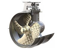 Marine Tunnel Thruster