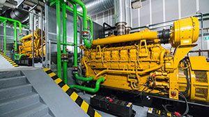 Groupes électrogènes diesel