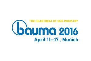 Bauma 2016 - Munich