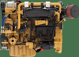 Nouveau moteur marin Cat® C9.3