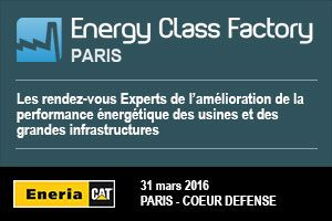 Energy Class Factory 2016- Paris