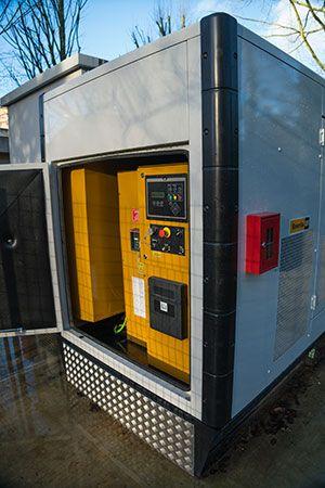 Groupe électrogène Cat® 500 kVA