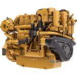 Moteur marin Cat® - C18 IMO III
