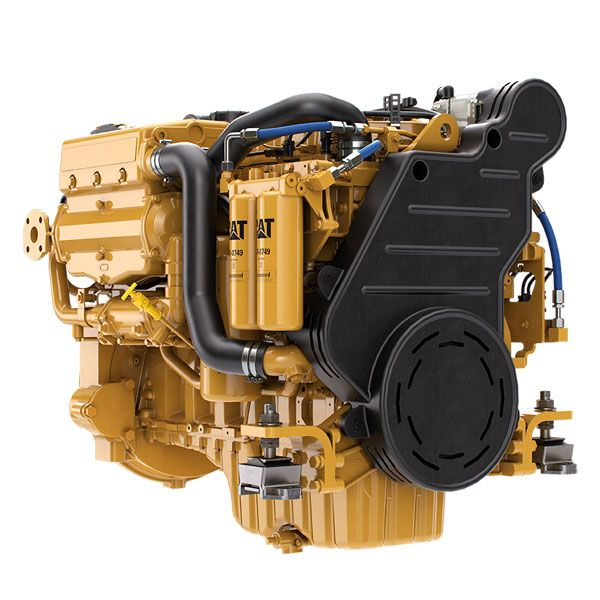 Marine engines for commercial applications - Eneria