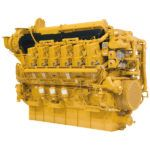 Moteurs marins commercial Cat® - C280-12