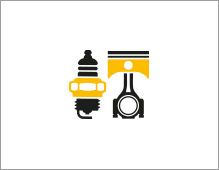 Industrial engines - Spare parts