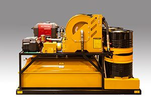 Module de vidange moteur industriel