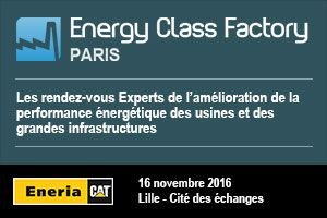 Energy class factory 2016 Lille
