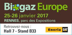Biogaz europe 2017