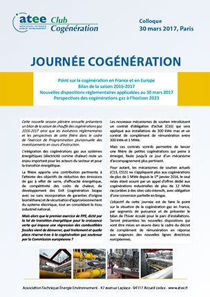 Colloque ATEE - 30 mars 2017