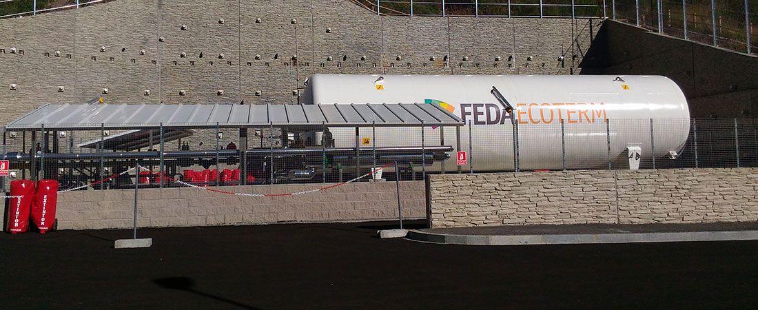 Centrale Cogénération Andorre