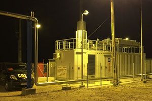 roumanie gas to power