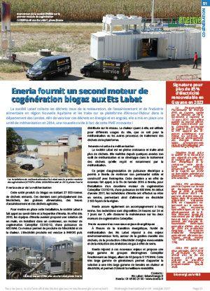 Bioenergie N49 - Ets Labat