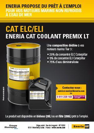 Cat Coolant Premix LT