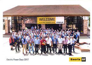 CAT Electric Power Days - Eneria et ses clients