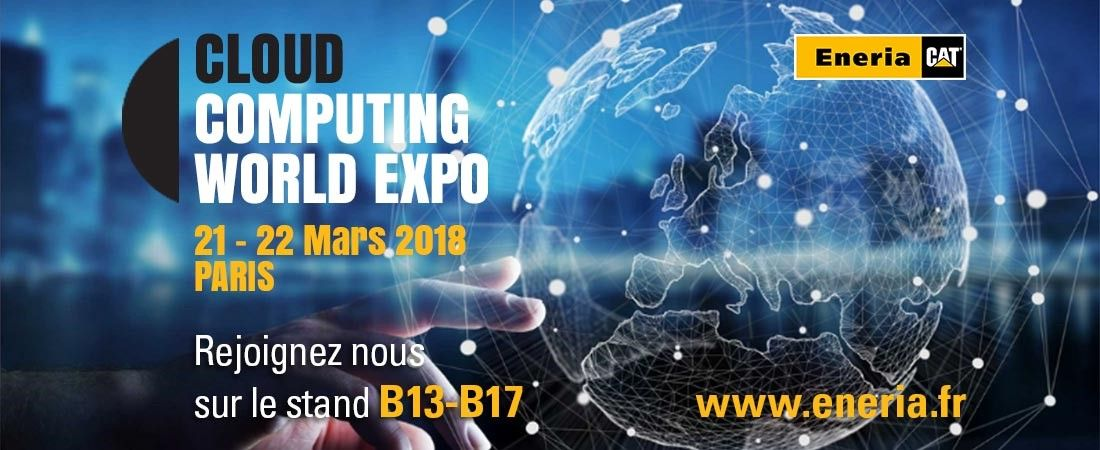 Cloud Computing World Expo 2018