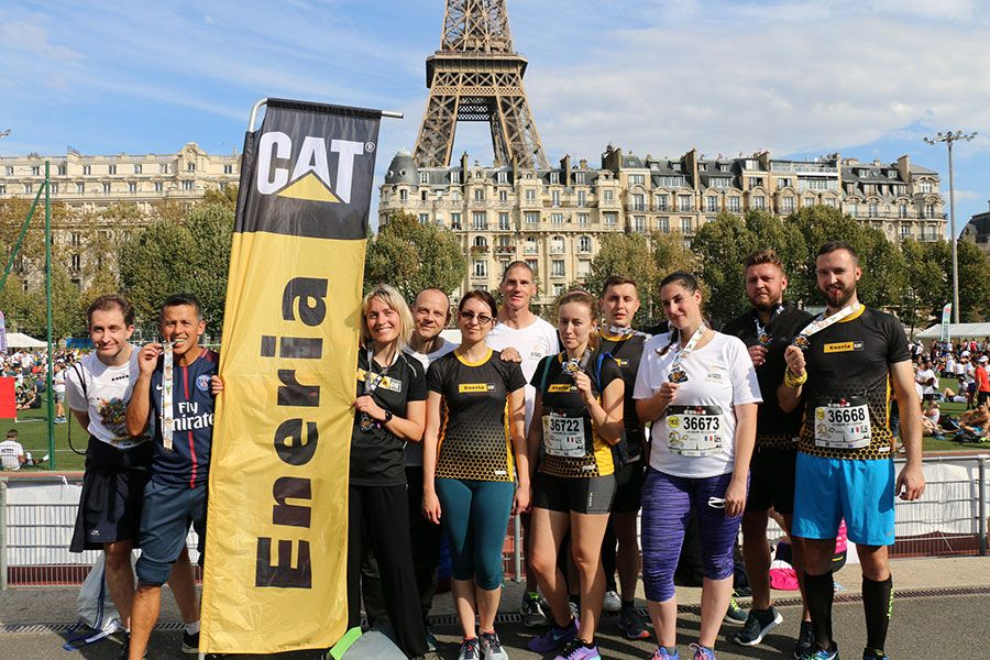 20Km de Paris 2018 - Team Eneria France
