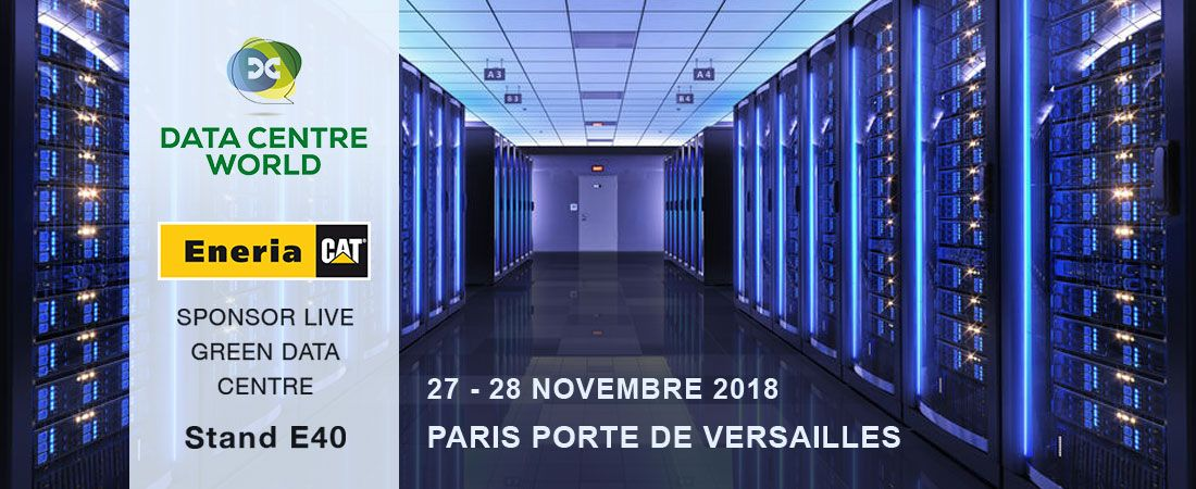 Data Centre World 2018