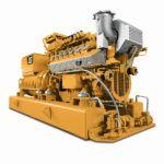 Biogas generator sets - CG132B-12