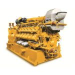 Biogas generator sets - CG170-16