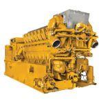 Biogas generator sets - CG260-16