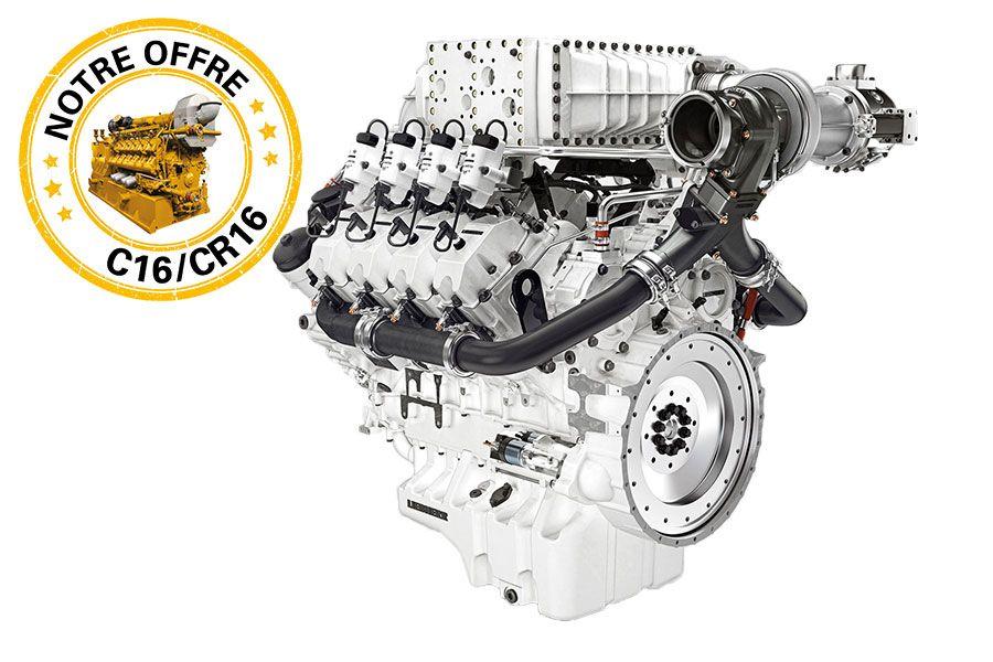 Gas generator sets - LG300