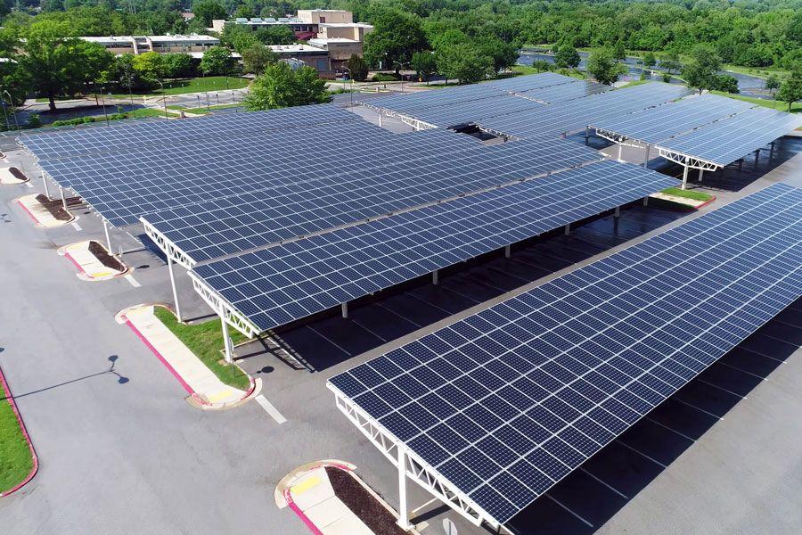 Centrales photovoltaiques