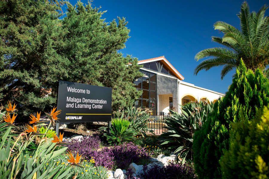 Centre d'apprentissage Caterpillar à Malaga