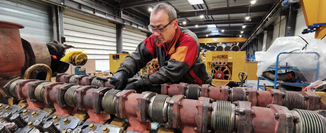 Covid19 - Service Maintenance opérationnel