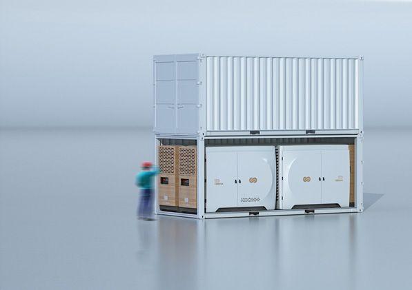 "Rendu 4 GEH2 ""container"" © EODev / Jean Hiss"