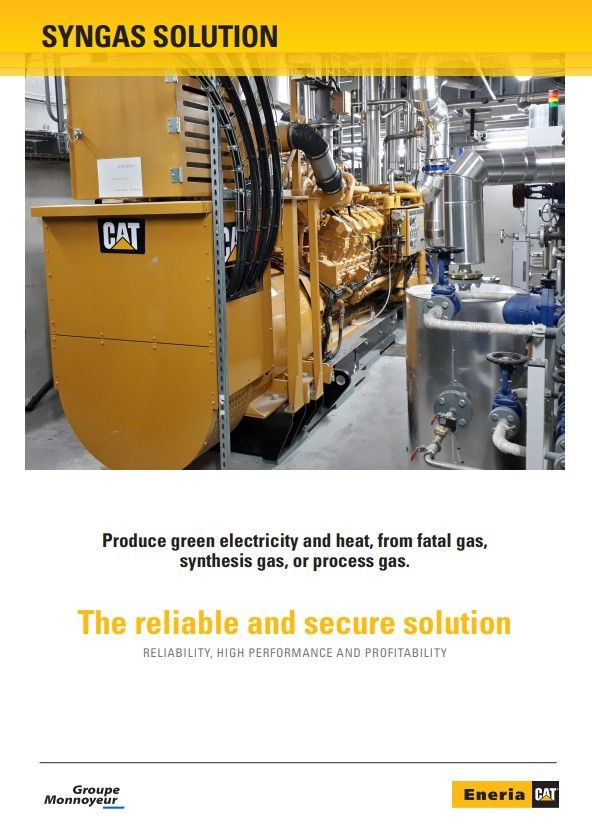 Syngas solution