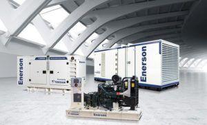 Groupe électrogène Enerson powered by teksan