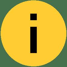 icone information